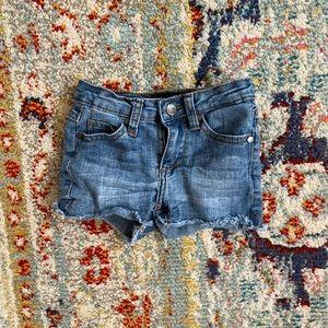 Joe's Jeans Shorts- 3T